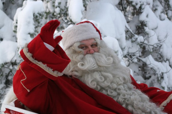 Santa-Claus-finland