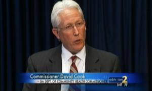 DAVID COOK Ispettore per la Salute Pubblica Se in realtà stanno mandando avanti un Programma per una struttura RESIDENZIALE ma NON hanno una Licenza per farlo allora hanno un GROSSO PROBLEMA