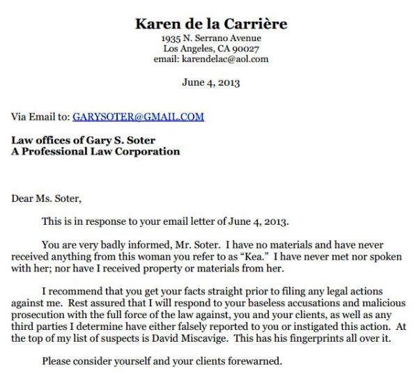 KarenResponse