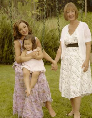 Leah_Remini_Family